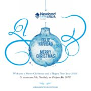 Xmas 2018 - Newland EnTech Europe