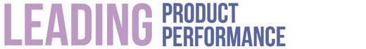 Leading Product Performance