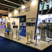 Newland EnTech Europe - Aquatech Amsterdam - Ozone Generators & UV Systems