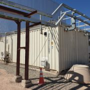 Newland EnTech Europe - 2 x 12 kg/h Ozone generator for DeNox process at Atacama Desert, Chile